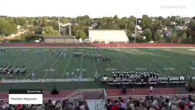 Phantom Regiment at 2021 Music on the March