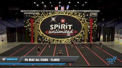 PA Heat All Stars - Flares [2021 L1 Junior] 2021 PA Championship