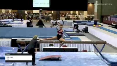 Mia Loo - Beam, NEG - 2021 Metroplex Challenge
