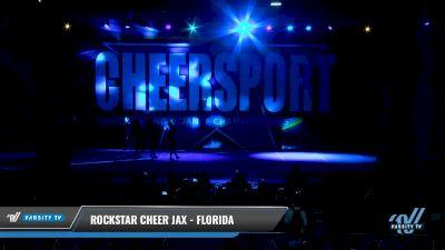 Rockstar Cheer Jax - FloRida [2018 Senior Small 3 Division B Day 1] CHEERSPORT- National Cheerleading Championship