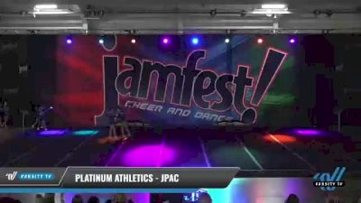 Platinum Athletics - JPAC [2021 L6 Junior Coed Day 2] 2021 JAMfest: Liberty JAM