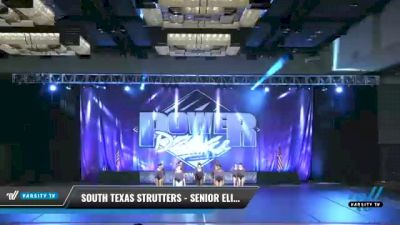 South Texas Strutters - Senior Elite [2021 Senior - Contemporary/Lyrical - Small Day 2] 2021 ACP Power Dance Nationals & TX State Championship