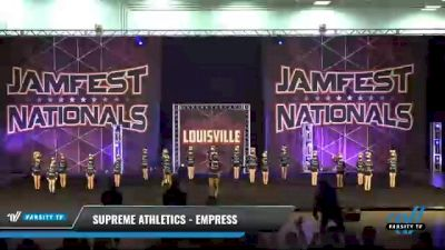 Supreme Athletics - Empress [2021 L2 Mini Day 2] 2021 JAMfest: Louisville Championship