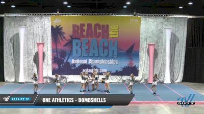 One Athletics - Bombshells [2021 L2 Senior] 2021 Reach the Beach Daytona National