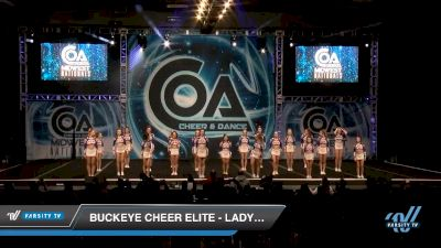 Buckeye Cheer Elite - Lady Cats [2020 L4 Senior - D2 - Small Day 2] 2020 COA: Midwest National Championship