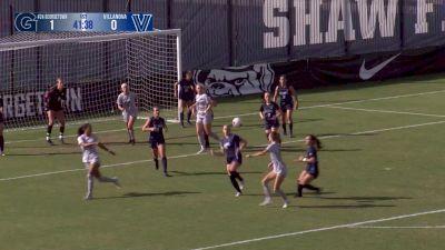 Replay: Villanova vs Georgetown | Oct 14 @ 3 PM