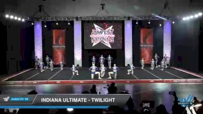 Indiana Ultimate - Twilight [2021 L3 Junior - Small - B Day 2] 2021 JAMfest Cheer Super Nationals