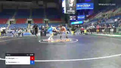 86 kg Rr Rnd 2 - Andrew Morgan, Wrestling Prep vs Kyle Summers, Missouri
