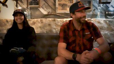 Travis Pastrana And Mia Chapman Q&A With Yokohama Hard Chargers