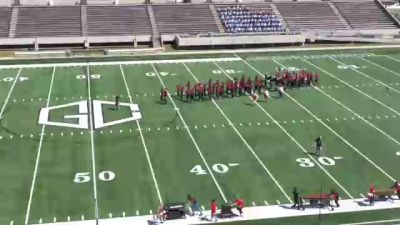 "Bellaire High School ""Bellaire TX"" at 2021 USBands Baytown Showcase"