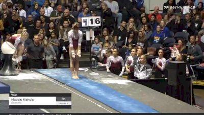 Maggie Nichols - , Oklahoma - 2020 California Grand Invitational & Collegiate Challenge