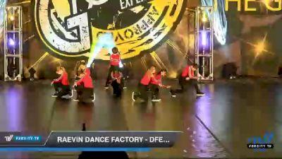 Raevin Dance Factory - DFE Mini Coed Hip Hop [2020 Mini - Hip Hop Day 2] 2020 Encore Championships: Houston DI & DII