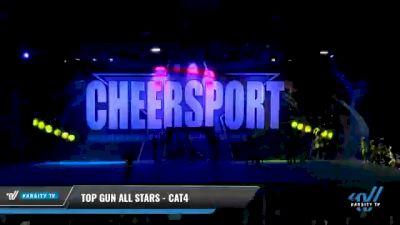 Top Gun All Stars - CAT4 [2021 L4 Senior Coed - Medium Day 2] 2021 CHEERSPORT National Cheerleading Championship