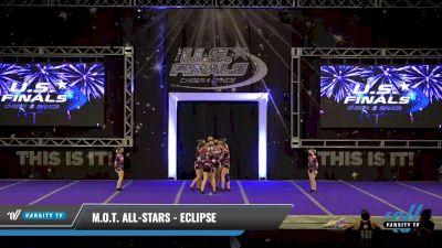 M.O.T. All-Stars - Eclipse [2021 L2 Youth- D2 - A Day 2] 2021 The U.S. Finals: Ocean City