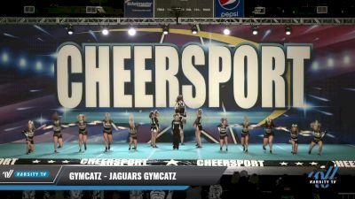 Gymcatz - Jaguars Gymcatz [2021 L2 Senior - D2 Day 1] 2021 CHEERSPORT: Charlotte Grand Championship