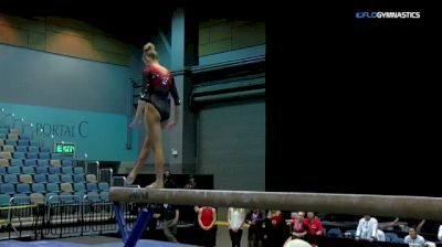 MaKenna Merrell-Giles - Beam, Utah - 2018 Elevate the Stage - Reno (NCAA)