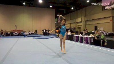 Ana Kenefick - , Perfect Balance - 2020 Atlanta Crown Invitational