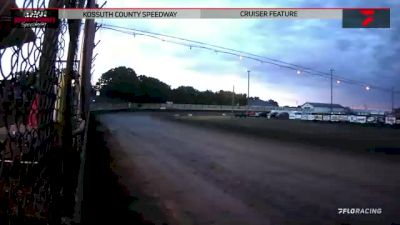 Full Replay | Weekly Racing at Kossuth 8/12/21