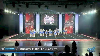 Royalty Elite LLC - Lady Steel [2021 L1.1 Junior - PREP Day 1] 2021 JAMfest Cheer Super Nationals