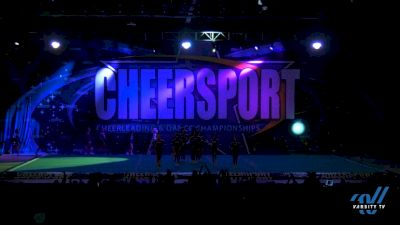 Spirit of Texas - Junior Royals [2020 Junior 6 Day 2] 2020 CHEERSPORT National Cheerleading Championship