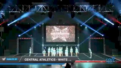 Central Athletics - White Out [2021 L6 International Open - NT Day 1] 2021 JAMfest Cheer Super Nationals