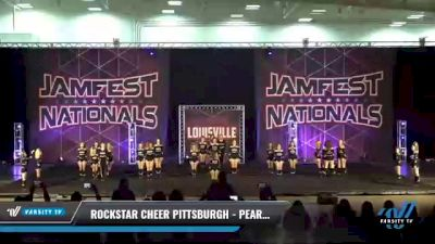 Rockstar Cheer Pittsburgh - Pearl Jam [2021 L3 Junior - Medium Day 2] 2021 JAMfest: Louisville Championship