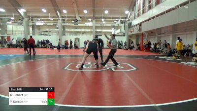 Prelims - Jacob Stanbro, Newberry vs Jacob Bullock, ODU-Unattached