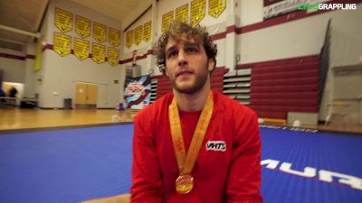 After Bronze in 2017 Jon Satava Returns To Claim Gold At ADCC Trials