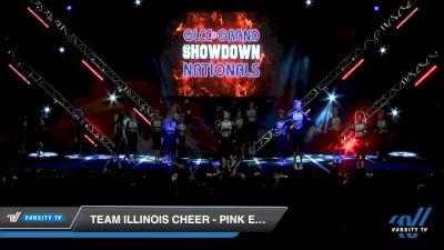 Team Illinois Cheer - Pink Envy [2020 L5 Senior Small Day 2] 2020 GLCC: The Showdown Grand Nationals