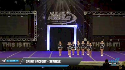Spirit Factory - Sparkle [2021 L2.1 Youth - PREP Day 1] 2021 The U.S. Finals: Ocean City