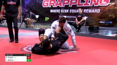 Gabriel Arges vs Lucas Rocha World Series of Grappling #2