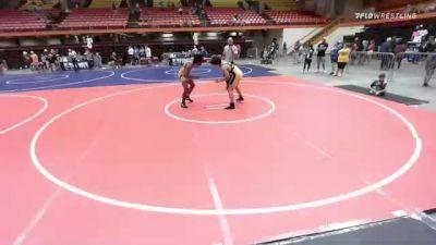160 lbs Rr Rnd 5 - Vincent Martinez, Wild Cats Wrestling Club vs Trevon Gilliam, 307 Wrestling
