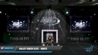 Valley Cheer Elite - Ignite [2021 L3 Youth - D2 Day 1] 2021 The U.S. Finals: Grapevine