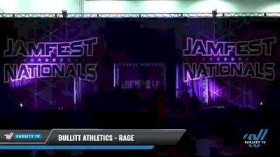 Bullitt Athletics - Rage [2021 L4 Senior Coed Day 2] 2021 JAMfest: Louisville Championship