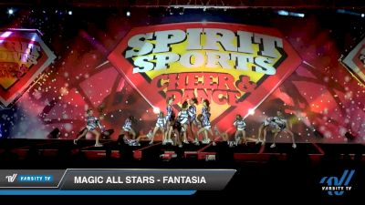Magic All Stars - Fantasia [2020 L2 Youth - Small Day 2] 2020 Spirit Sports: Duel In The Desert