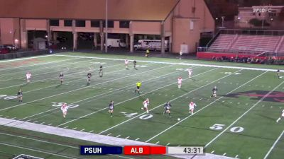 Full Replay - PSU Harrisburg vs Albright College - Women's Soccer Game 3
