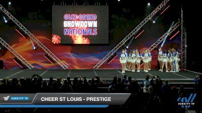 Cheer St. Louis - Prestige [2020 L6 International Open - NT - Coed Day 1] 2020 GLCC: The Showdown Grand Nationals