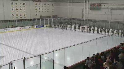Full Replay: Omaha vs Alaska Anchorage   WCHA (M)