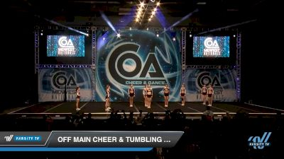 Off Main Cheer & Tumbling - Ignite [2020 L4 Senior - D2 - Small Day 2] 2020 COA: Midwest National Championship