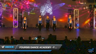 Foursis Dance Academy - Foursis Dazzlers [2019 Open Kick Day 2] 2019 One Up National Championship