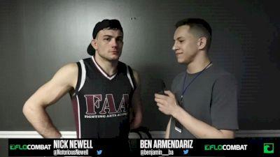 Nick Newell LFA 35 Interview