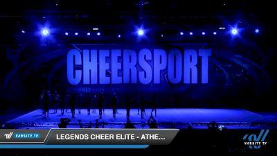 Legends Cheer Elite - Athena [2020 Senior 3.2 Prep D2 Day 1] 2020 CHEERSPORT National Cheerleading Championship