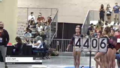 Avery Neff - Vault, Olympus Gym #336 - 2021 USA Gymnastics Development Program National Championships