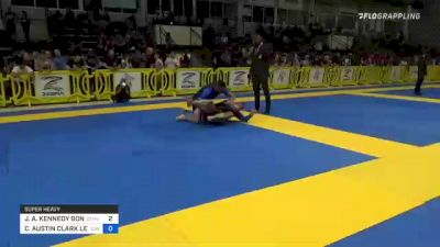 JAMES A. KENNEDY GONZALES vs CODY AUSTIN CLARK LEHR 2021 Pan IBJJF Jiu-Jitsu No-Gi Championship