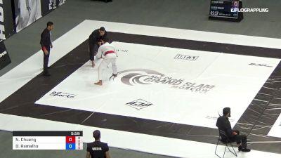 Natan Chueng vs Diego Ramalho 2019 Abu Dhabi Grand Slam Moscow