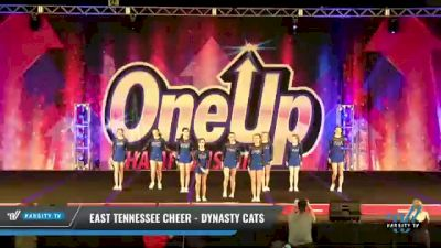 East Tennessee Cheer - Dynasty Cats [2021 L3 Junior - D2 - Small Day 2] 2021 One Up National Championship