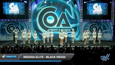 Indiana Elite - Black Reign [2020 L6 Senior - XSmall Day 2] 2020 COA: Midwest National Championship