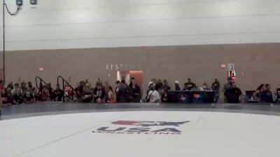53 kg Rr Rnd 2 - Tiare Ikei, Co vs Jaslynn Gallegos, Co