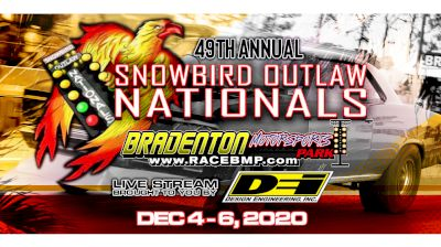 Full Replay | Snowbird Outlaw Nationals 12/6/20 Part 1