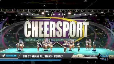 The Stingray Allstars - Marietta - Cobalt [2021 L6 International Global Day 1] 2021 CHEERSPORT National Cheerleading Championship